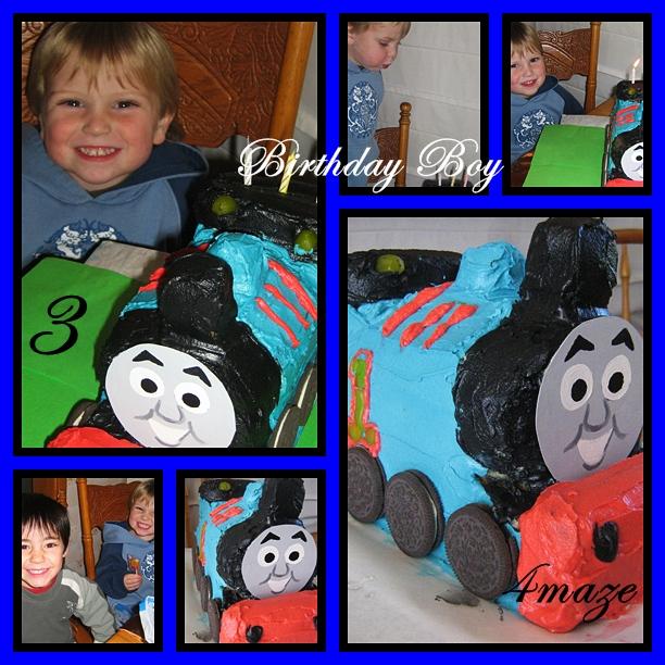 Aaron Birthday montage1