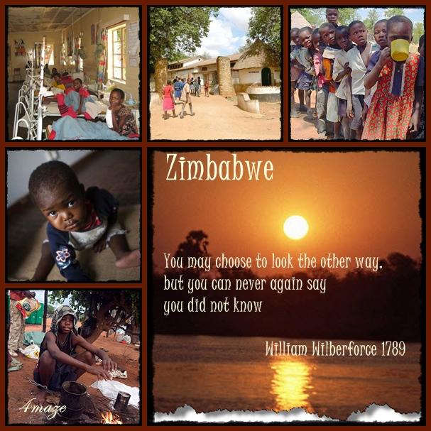 zimbabwe montage