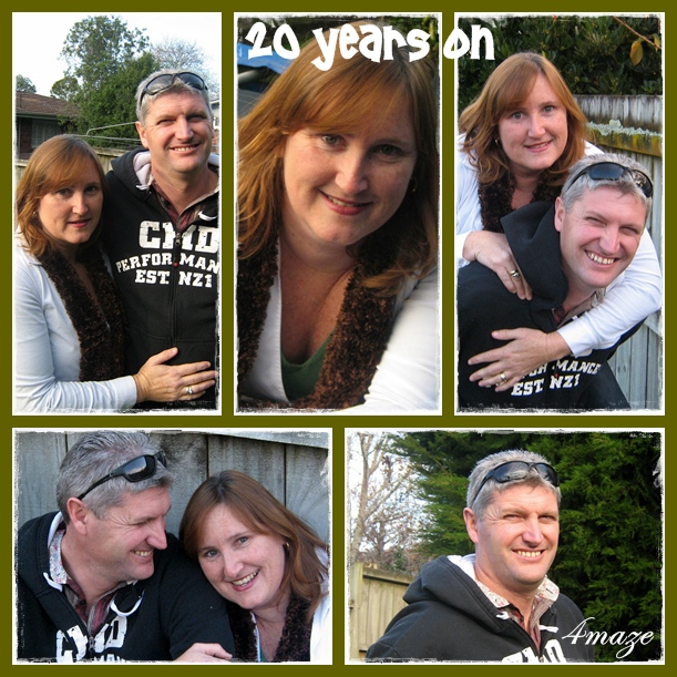 20 yr anniversary montage