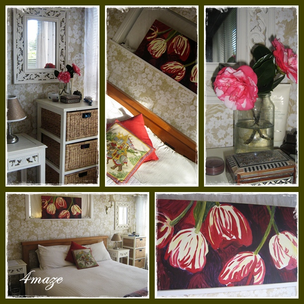 bedroom montage