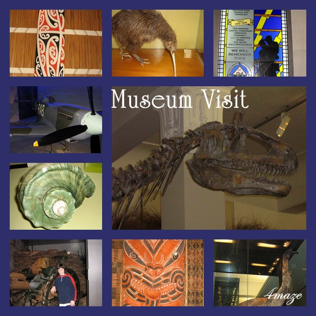 museum montage