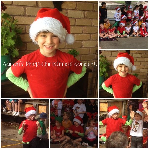 Christmas Prep concert