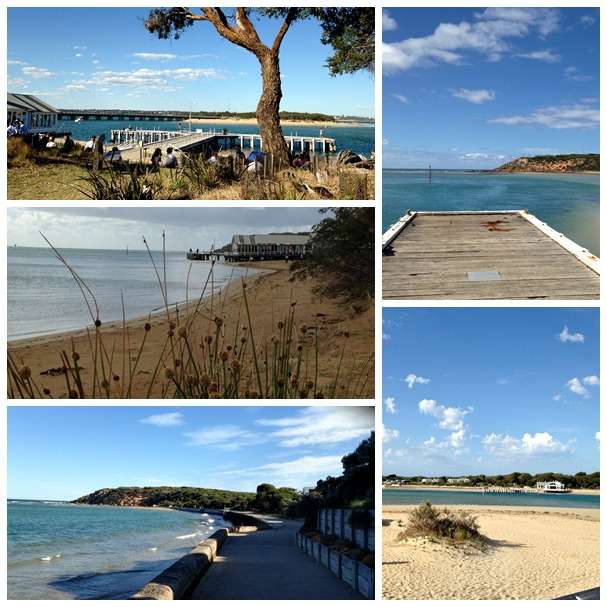 Barwon heads collage