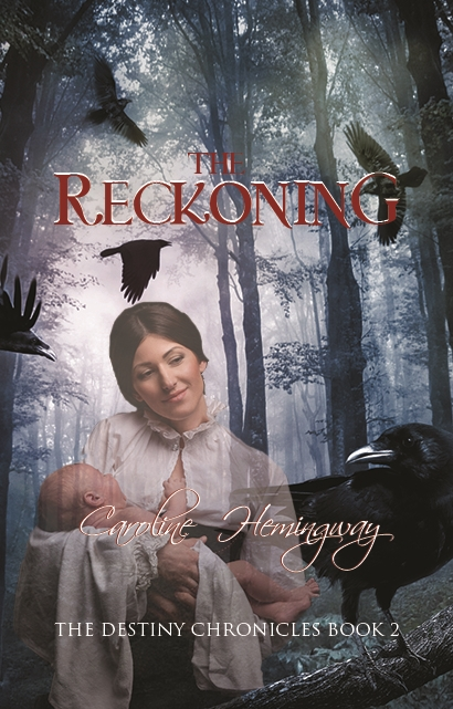 THE RECKONING COVER crop